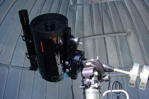 14 Inch Telescope Photo