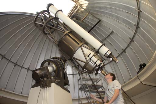Main Telescope Photo